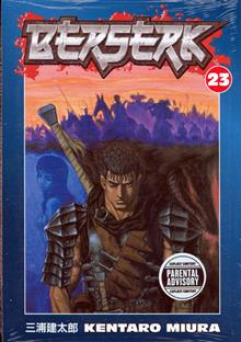 BERSERK TP VOL 23 (MR)