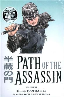 PATH OF THE ASSASSIN TP VOL 12 THREE FOOT BATTLE (MR)