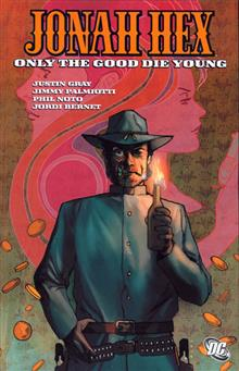 JONAH HEX ONLY THE GOOD DIE YOUNG TP