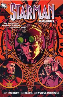 STARMAN OMNIBUS VOL 1 HC