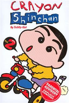 CRAYON SHINCHAN VOL 02 (MR)