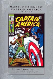 MMW CAPTAIN AMERICA HC VOL 04