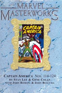 MMW CAPTAIN AMERICA HC VOL 04 VAR ED VOL 93