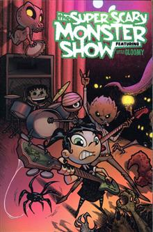 LITTLE GLOOMY SUPER SCARY MONSTER SHOW TP VOL 01 (