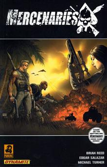 MERCENARIES TP VOL 01