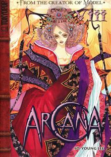 ARCANA GN VOL 08 (OF 9)