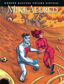 MODERN MASTERS VOL. 16 MIKE ALLRED SC