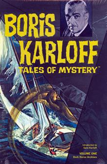 BORIS KARLOFF TALES OF MYSTERY ARCHIVES HC VOL 01 (C: 0-1-2)
