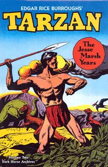 TARZAN THE JESSE MARSH YEARS VOL 2 HC