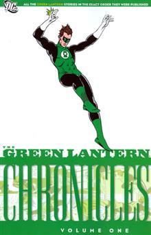 GREEN LANTERN CHRONICLES VOL 1 TP