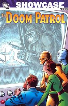 SHOWCASE PRESENTS THE DOOM PATROL VOL 1 TP