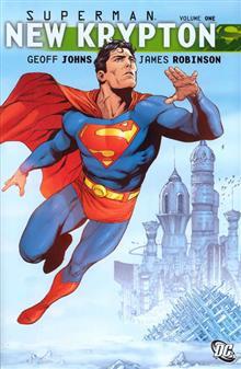 SUPERMAN NEW KRYPTON HC VOL 01