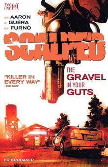 SCALPED VOL 4 THE GRAVEL IN YOUR GUTS TP (MR)