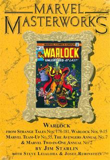 MMW WARLOCK VOL 2 HC VAR ED 119