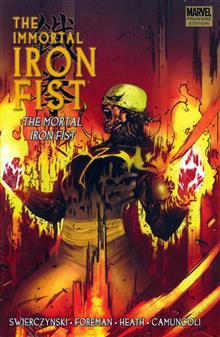 IMMORTAL IRON FIST VOL 4 MORTAL IRON FIST PREM HC