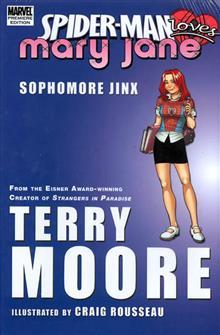 SPIDER-MAN LOVES MARY JANE VOL 1 SOPHOMORE JINX PREM HC