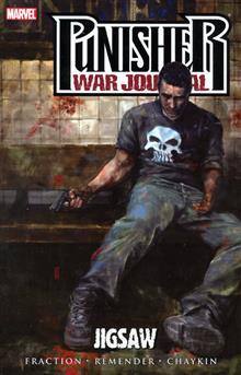 PUNISHER WAR JOURNAL VOL 4 JIGSAW TP