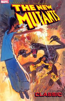 NEW MUTANTS CLASSIC VOL 4 TP