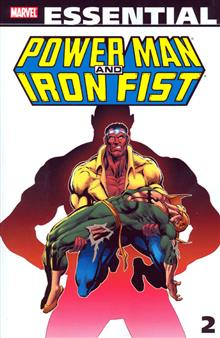 ESSENTIAL POWER MAN AND IRON FIST VOL 2 TP