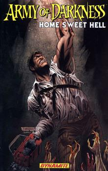 ARMY OF DARKNESS VOL 8 HOME SWEET HELL TP