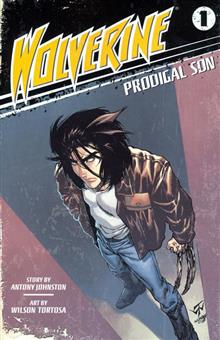 WOLVERINE PRODIGAL SON VOL 1 GN