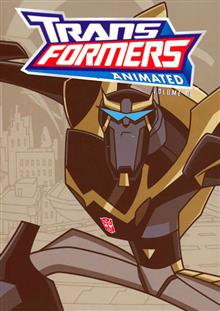 TRANSFORMERS ANIMATED VOL 8 TP