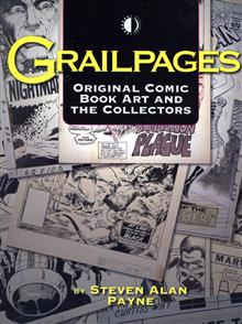 GRAILPAGES ORIGINAL COMIC BOOK ART AND THE COLLECTORS SC
