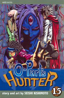 O PARTS HUNTER VOL 15 TP