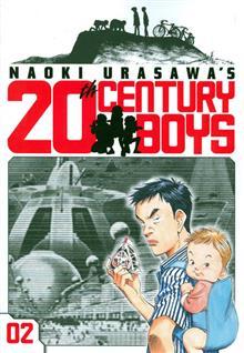 NAOKI URASAWA 20TH CENTURY BOYS VOL 2 GN