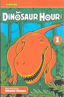 DINOSAUR HOUR VOL 1 GN