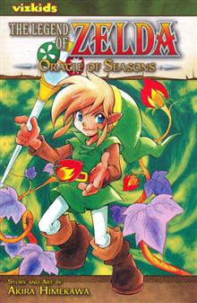 LEGEND OF ZELDA GN VOL 04 (OF 10) (CURR PTG)