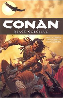 CONAN HC VOL 08 BLACK COLOSSUS (C: 0-1-2)