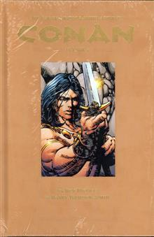 BARRY WINDSOR SMITH CONAN ARCHIVES HC VOL 02