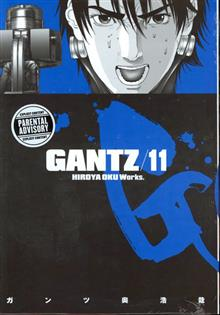 GANTZ TP VOL 11 (MR)