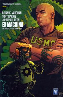 EX MACHINA DELUXE EDITION HC VOL 03 (MR)