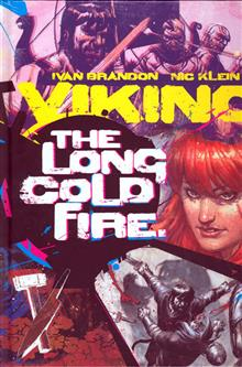 VIKING HC VOL 01 LONG COLD FIRE