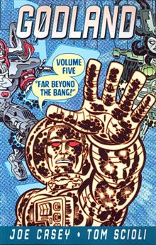 GODLAND TP VOL 05 FAR BEYOND THE BANG