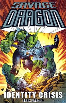 SAVAGE DRAGON IDENTITY CRISIS TP