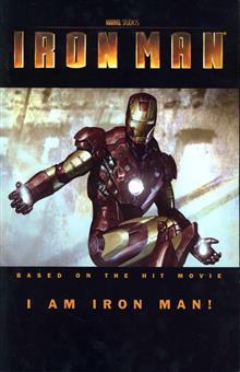 IRON MAN I AM IRON MAN TP