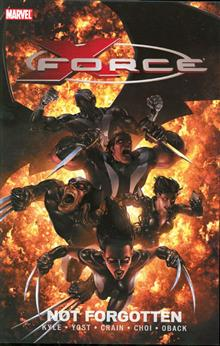 X-FORCE TP VOL 03 NOT FORGOTTEN
