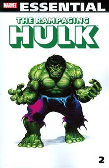 ESSENTIAL RAMPAGING HULK TP VOL 02