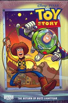TOY STORY HC VOL 01 RETURN OF BUZZ LIGHTYEAR