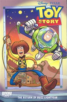 TOY STORY TP VOL 01 RETURN OF BUZZ LIGHTYEAR (C: 1
