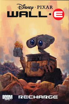 WALL-E TP VOL 01 RECHARGE (C: 1-0-0)