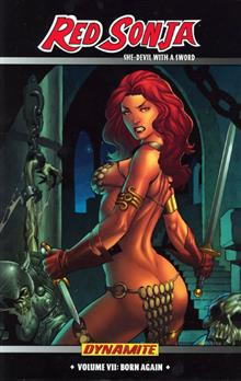 RED SONJA TP VOL 07 BORN AGAIN