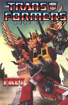TRANSFORMERS BEST OF THE UK PREY TP