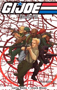 GI JOE ORIGINS TP VOL 02