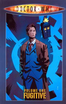 DOCTOR WHO ONGOING VOL 1 FUGITIVE TP