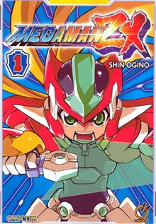 MEGA MAN ZX GN VOL 01 (OF 2) (C: 0-0-1)