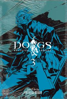 DOGS GN VOL 03 (MR)